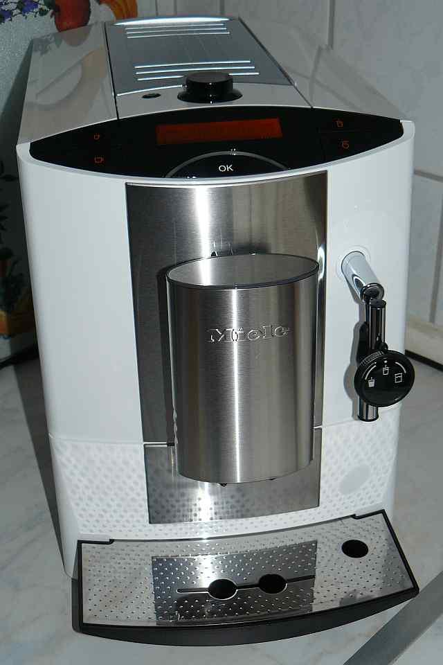 miele cm 5100 berichte kaffee das bohnenstarke kaffeeforum. Black Bedroom Furniture Sets. Home Design Ideas