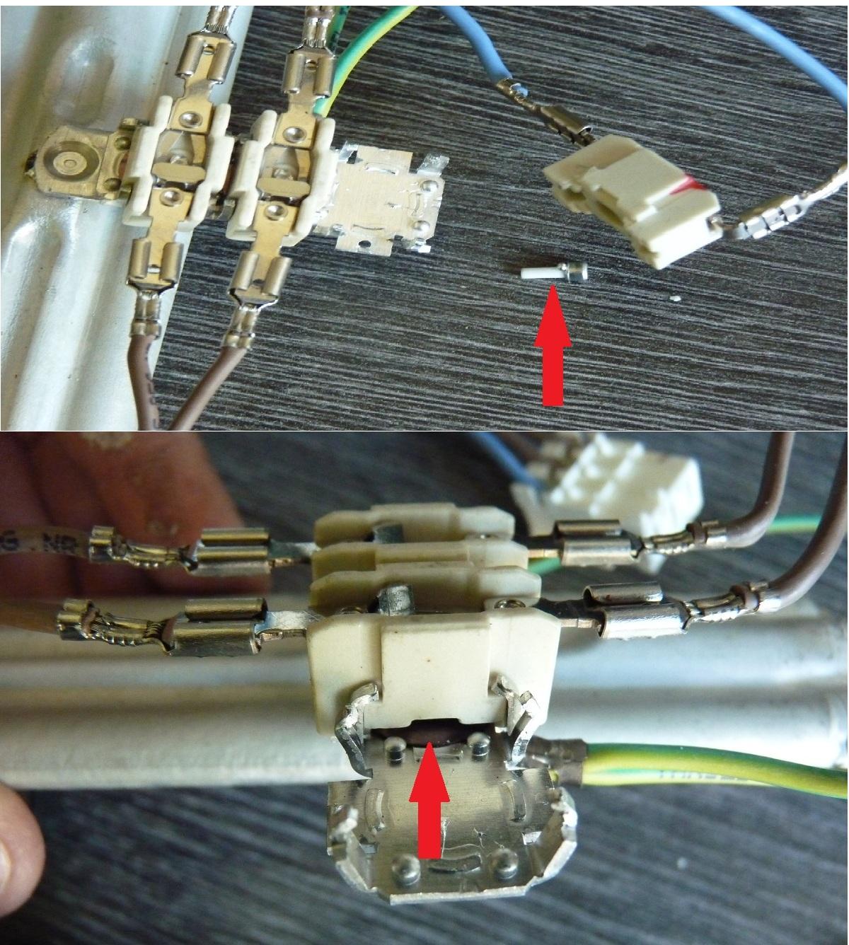Bekannt Hilfe kein heißes Wasser mehr !!!! EQ7 - Siemens - Kaffee-Welt.net LR57